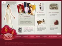 a2df81e84610 101Vetrine.it - Outlet Online - Marcus Casa della sposa  abiti da ...